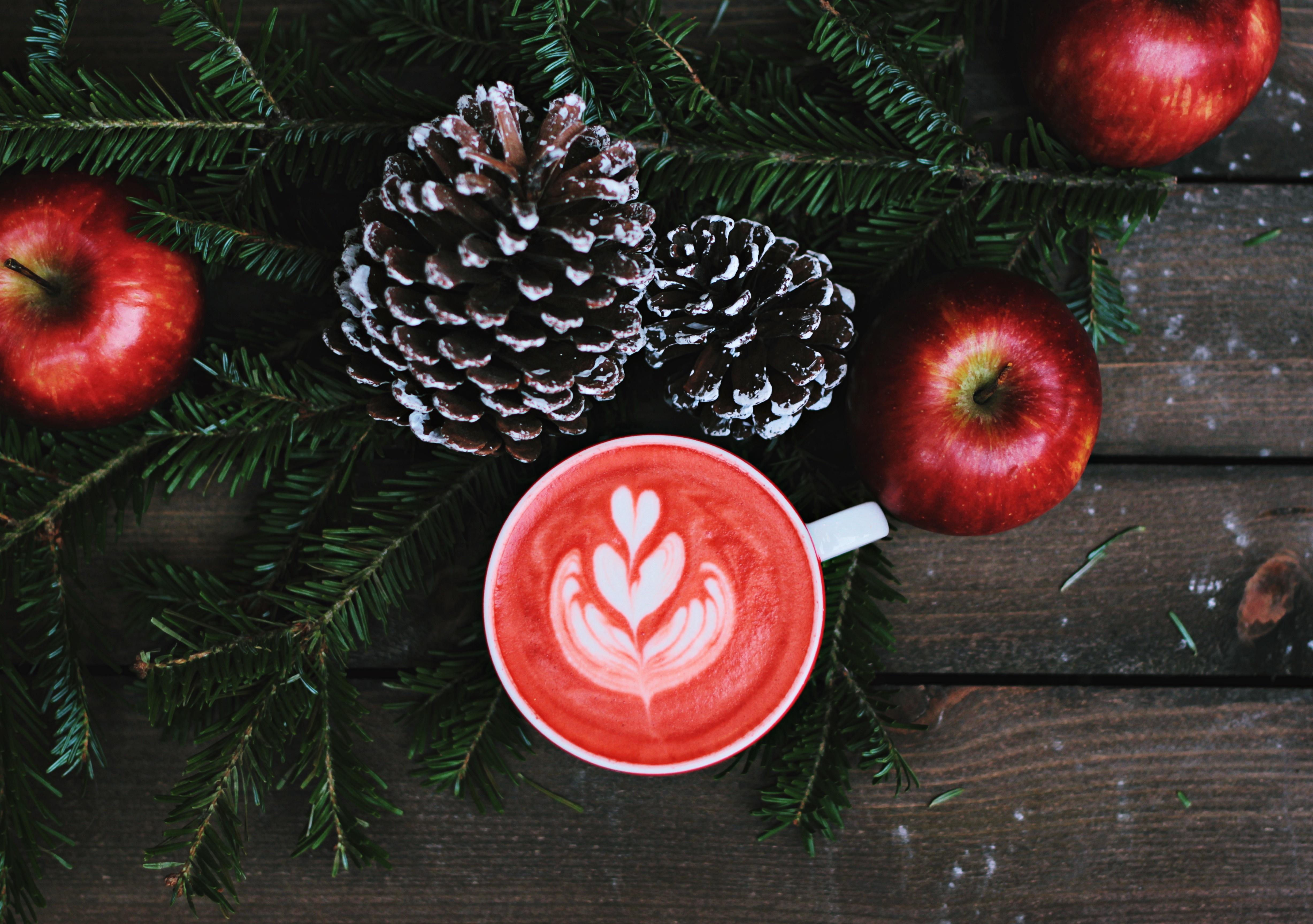 gesundes Weihnachtsfest